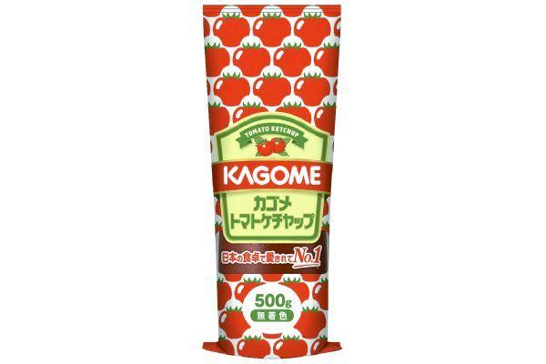 カゴメトマトケチャップ