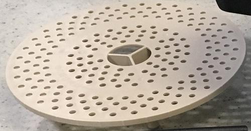 ホットクックの蒸し板